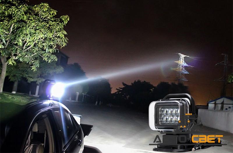 Прожектор на авто