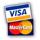 Оплата банковской картой Visa/MasterCard